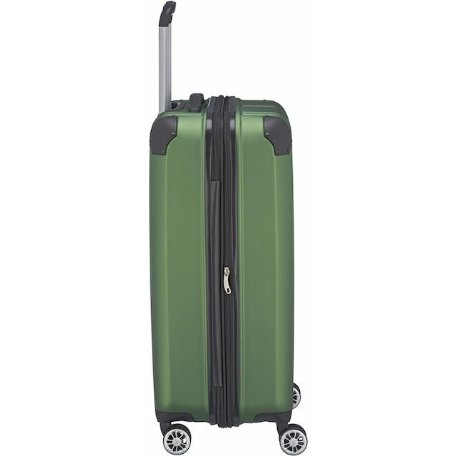 "travelite Hartschalen-Trolley ""City, 68cm"", 4 Rollen"