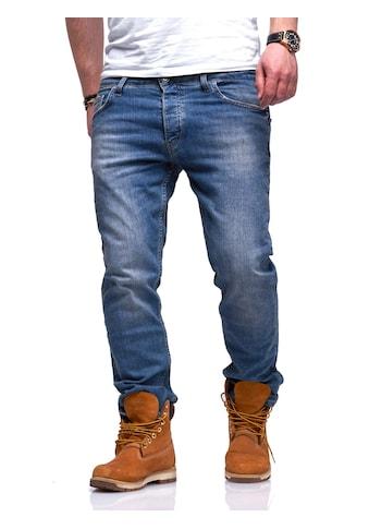 Rello & Reese Straight-Jeans »TINT«, im lässigen Used-Look kaufen