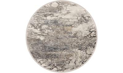 OCI DIE TEPPICHMARKE Teppich »BESTSELLER YOU«, rund, 8 mm Höhe, Wohnzimmer kaufen