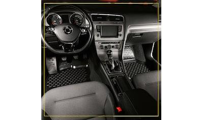 Walser Passform-Fußmatten »XTR«, BMW, X3, Geländewagen, (4 St., 2 Vordermatten, 2 Rückmatten), für BMW X3 (F25) BJ 2010-2017 kaufen