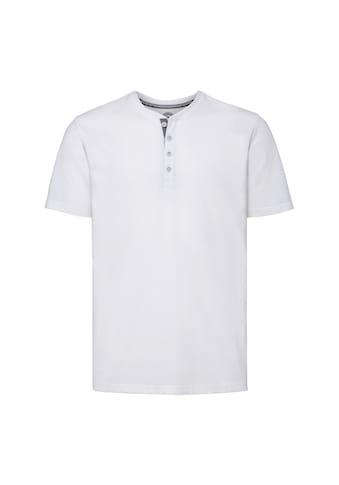Russell T-Shirt »Herren Henley HD« kaufen