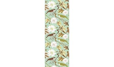 queence Vinyltapete »Fedder«, 90 x 250 cm, selbstklebend kaufen