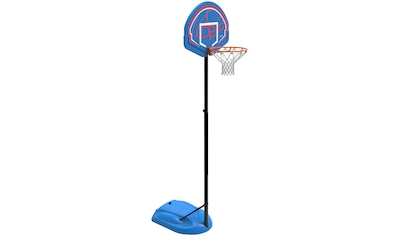 50NRTH Basketballkorb »Nebraska«, höhenverstellbar blau kaufen