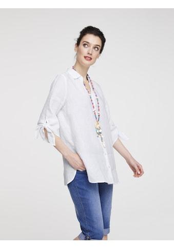 Bluse aus Leinen kaufen