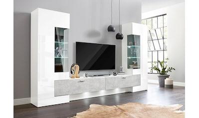 Wohnzimmermöbel Hochglanz online kaufen | BAUR