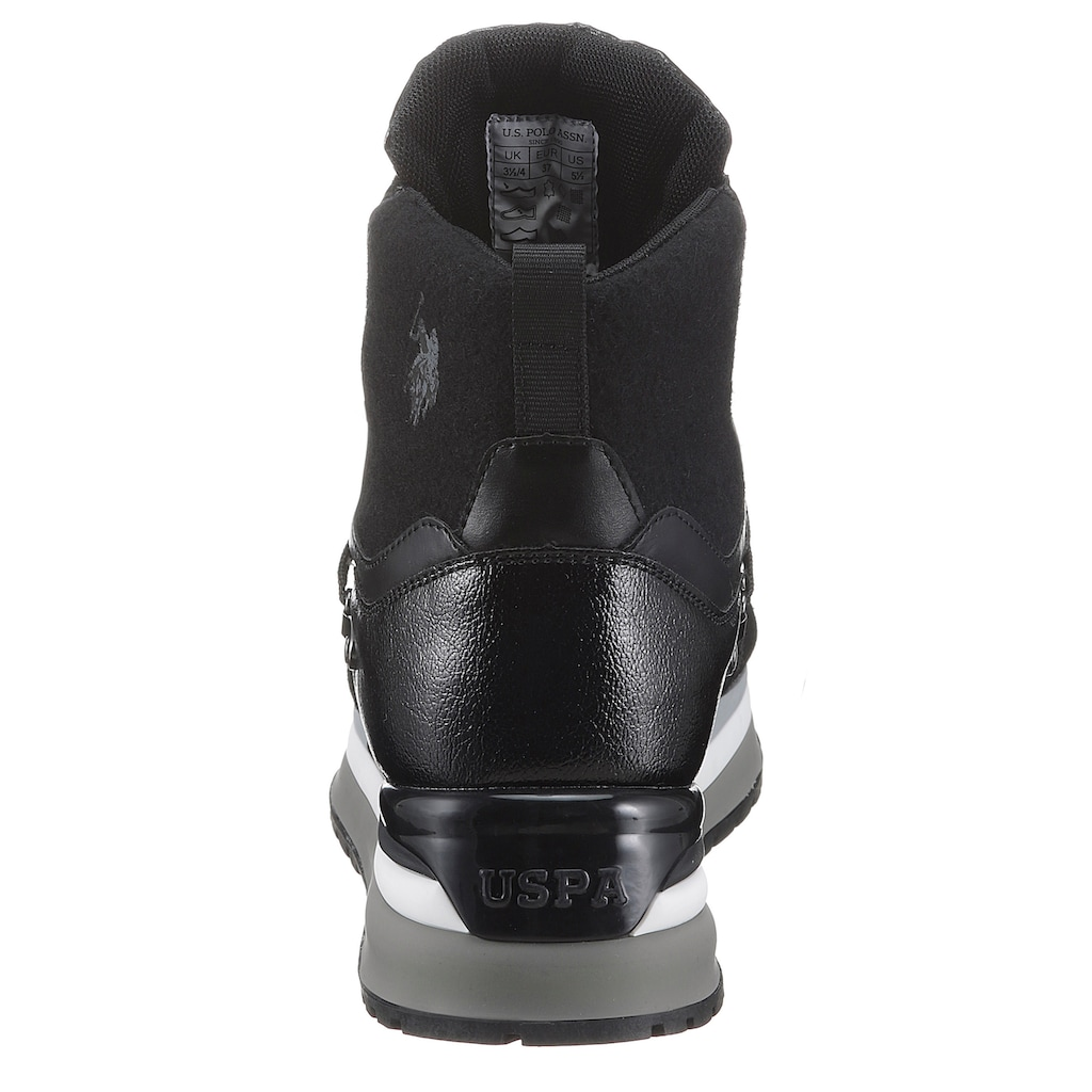 U.S. Polo Assn Sneaker »Cher«, mit Plateaulaufsohle