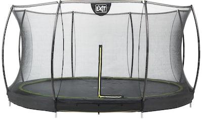 EXIT Trampolin »Silhouette Ground«, Ø: 427 cm kaufen