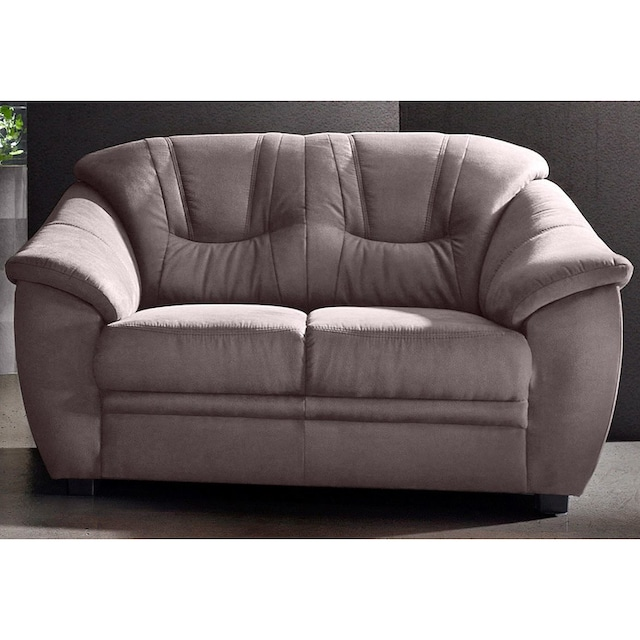 sit&more 2-Sitzer, inklusive komfortablem Federkern