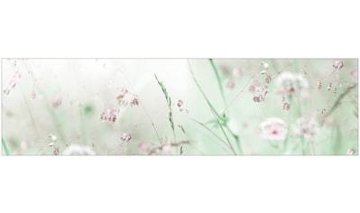 MySpotti Küchenrückwand »fixy Wildblumen« kaufen