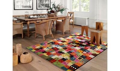 OCI DIE TEPPICHMARKE Teppich »Happiness Pardis«, rechteckig, 20 mm Höhe, Wohnzimmer kaufen