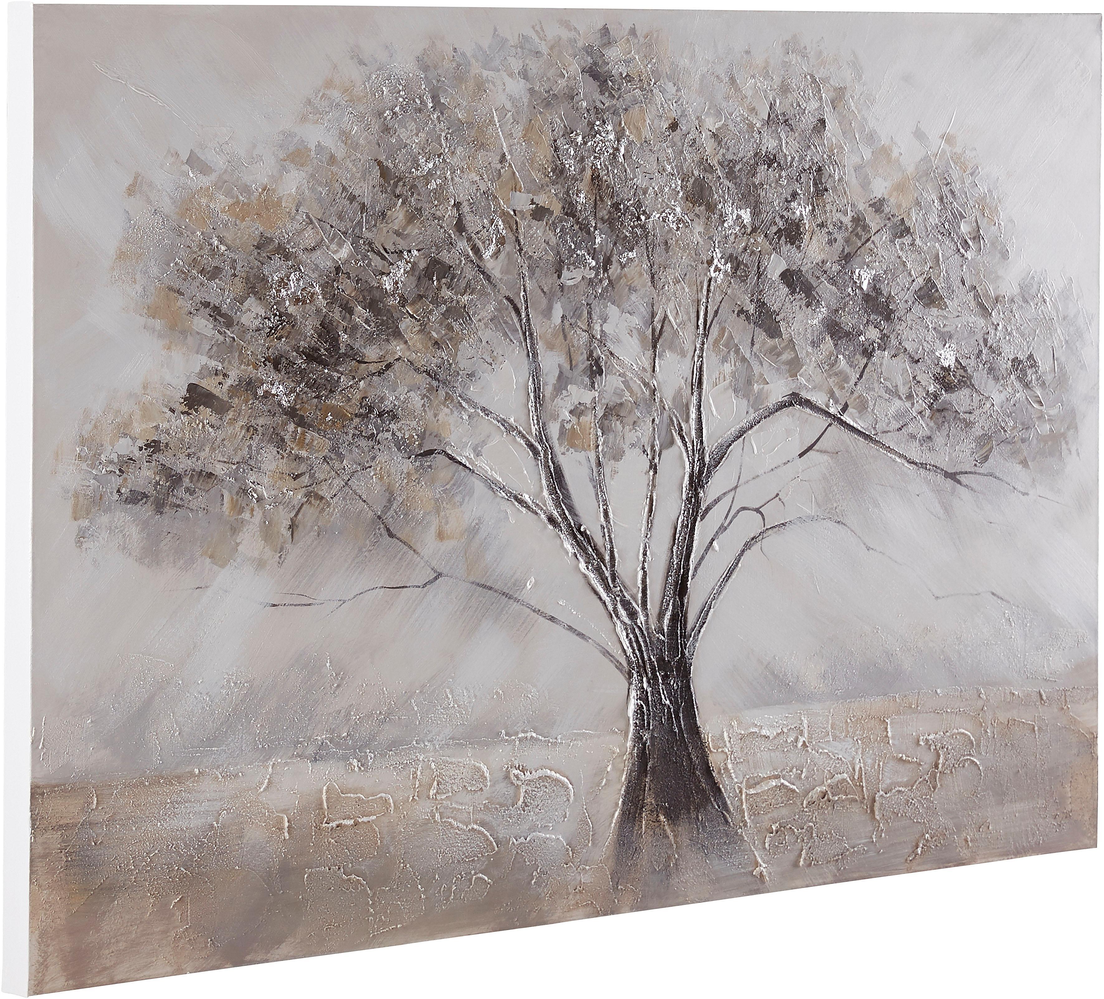 Premium collection by Home affaire Gemälde Tree I Wohnen/Accessoires & Leuchten/Wohnaccessoires/Bilder & Bilderrahmen/Gemälde