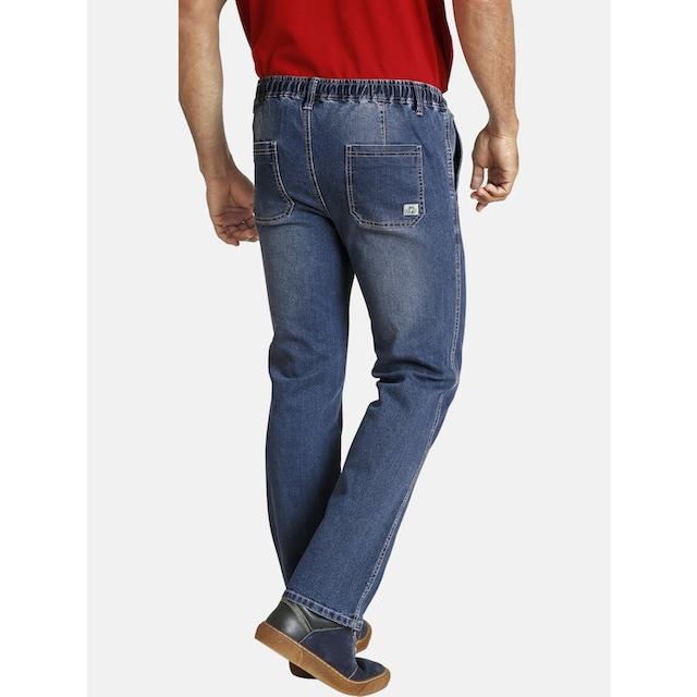 Jan Vanderstorm Dehnbund-Jeans »VERTTI«