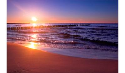 Papermoon Fototapete »Sunset« kaufen