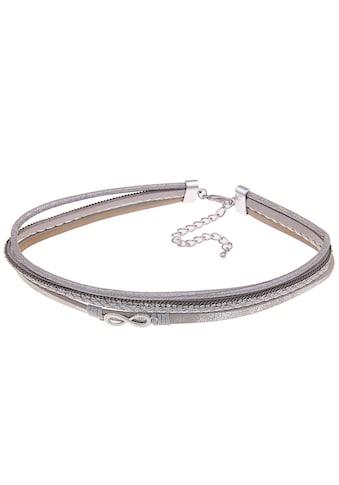leslii Halskette im Leder Design kaufen