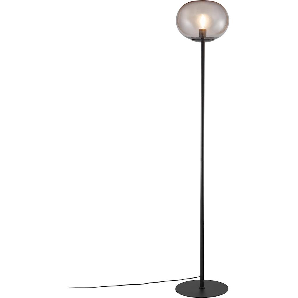 Nordlux Stehlampe »ALTON«, E27, Rauchglas