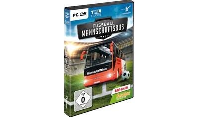 Fernbus Simulator Add - on  -  Fußball Mannschaftsbus PC kaufen