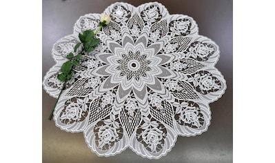 Tischdecke, »Rosentraum«, Stickereien Plauen kaufen