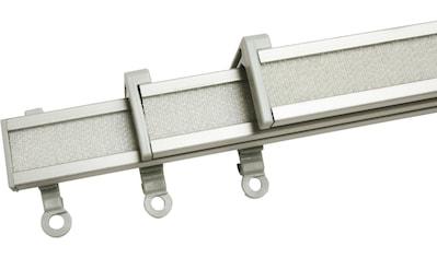 Paneelwagen »Clip - On Paneelwagen«, GARDINIA, passend für Schiebegardinen Schiebevorhänge Flächenvorhangschiene kaufen