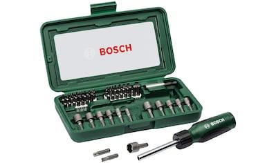 Bosch Schrauber Bit - Set »Bosch (46 - tlg.)« kaufen