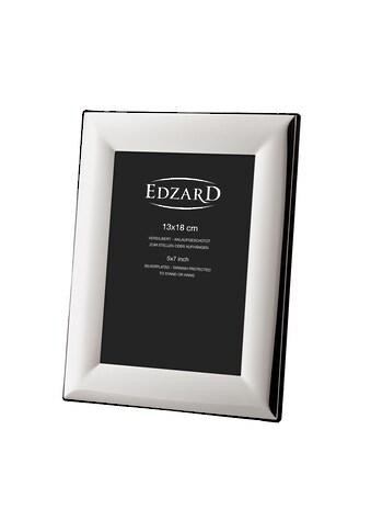 EDZARD Bilderrahmen »Gela«, versilbert und anlaufgeschützt, für 13x18 cm Foto -... kaufen