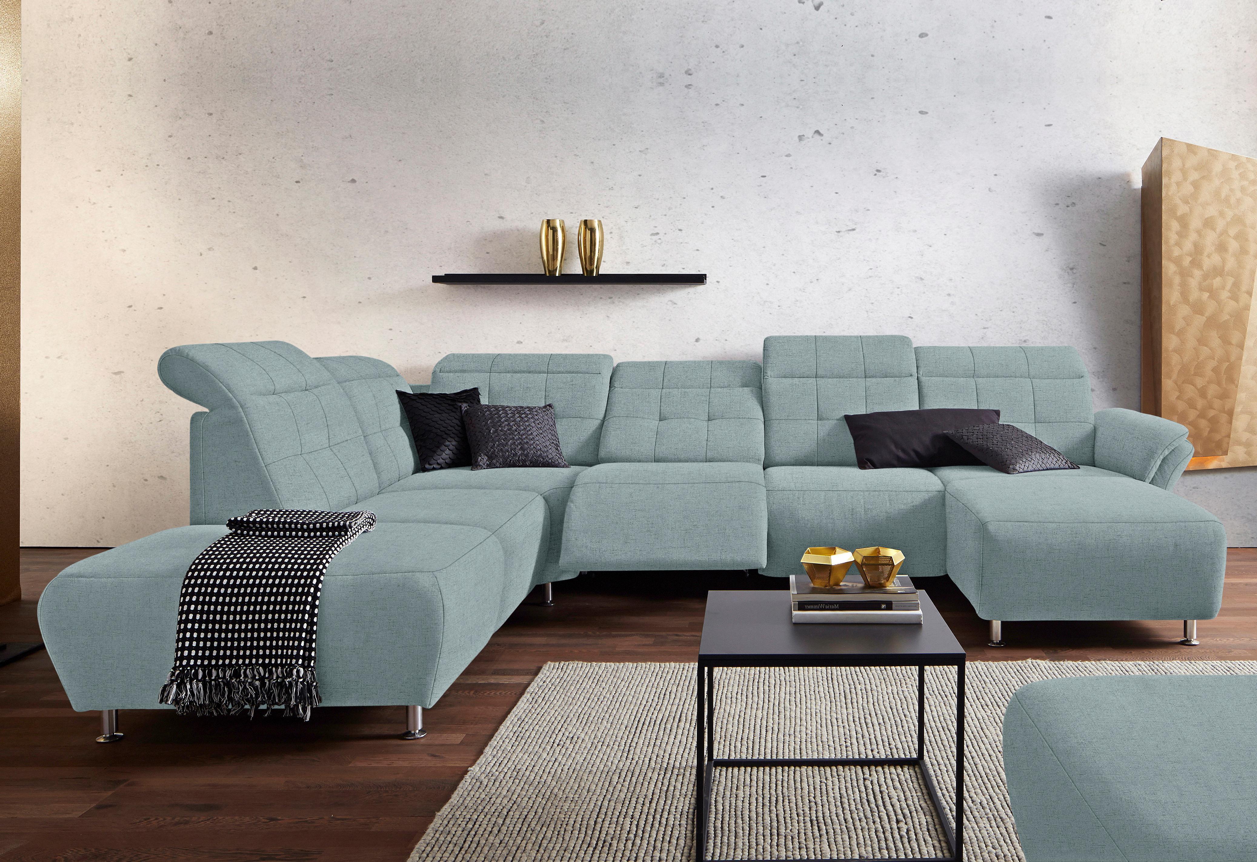 places of style wohnlandschaft manhattan mit elektrischer relaxfunktion moebel suchmaschine. Black Bedroom Furniture Sets. Home Design Ideas