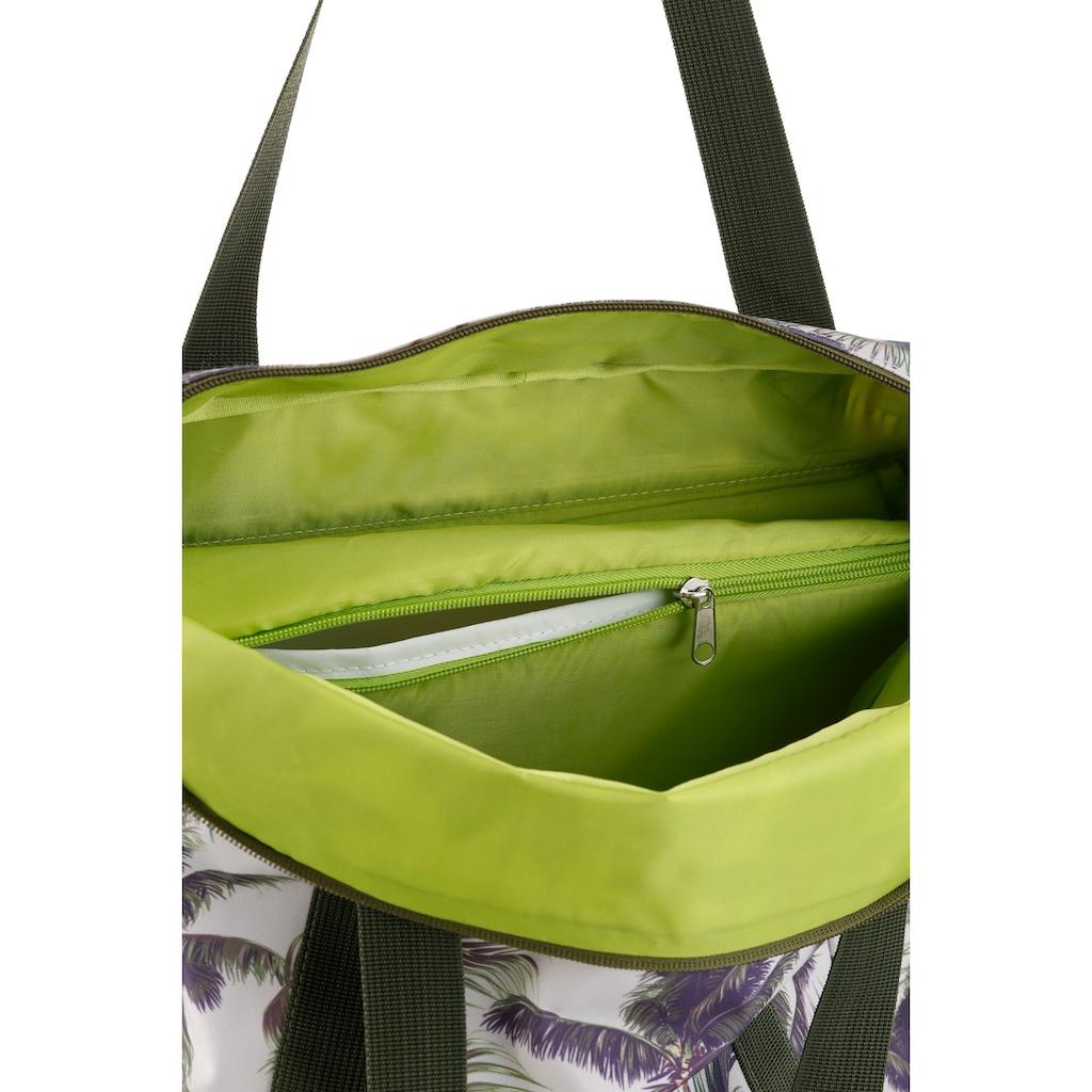 fabrizio® Strandtasche, auch als Shopper einsetzbar