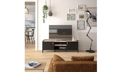 Gami TV-Bank »Amsterdam«, mit 2 Türen, 1 Nische kaufen