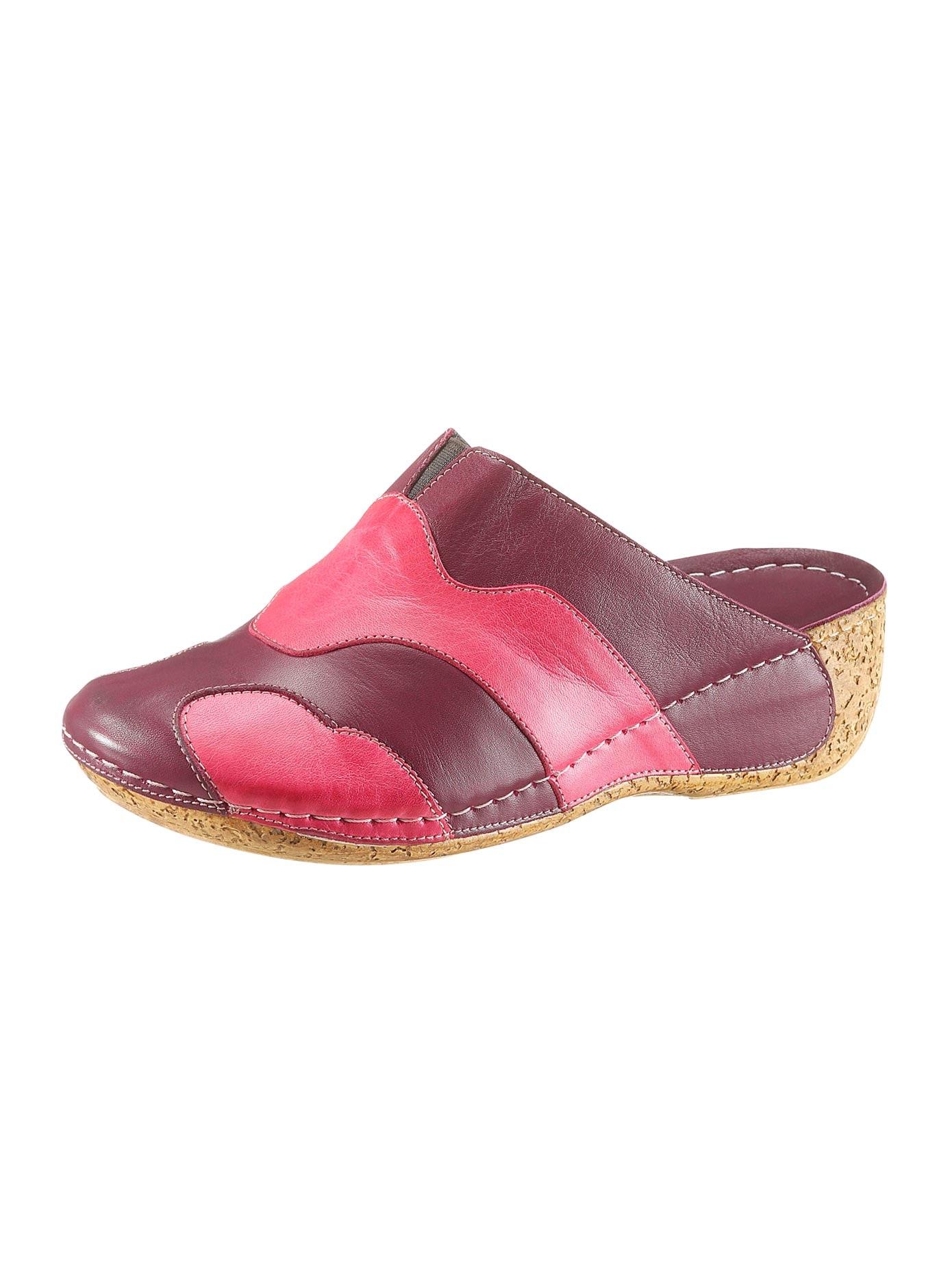 Gemini Clog mit Gummizug | Schuhe > Hausschuhe > Pantoletten | Gemini