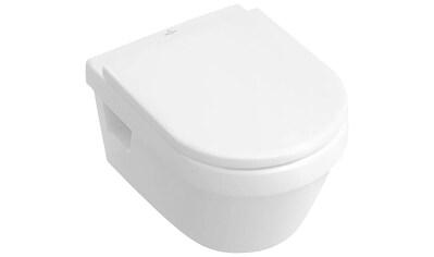 VILLEROY & BOCH Wand - WC »Architectura«, Abgang waagrecht kaufen