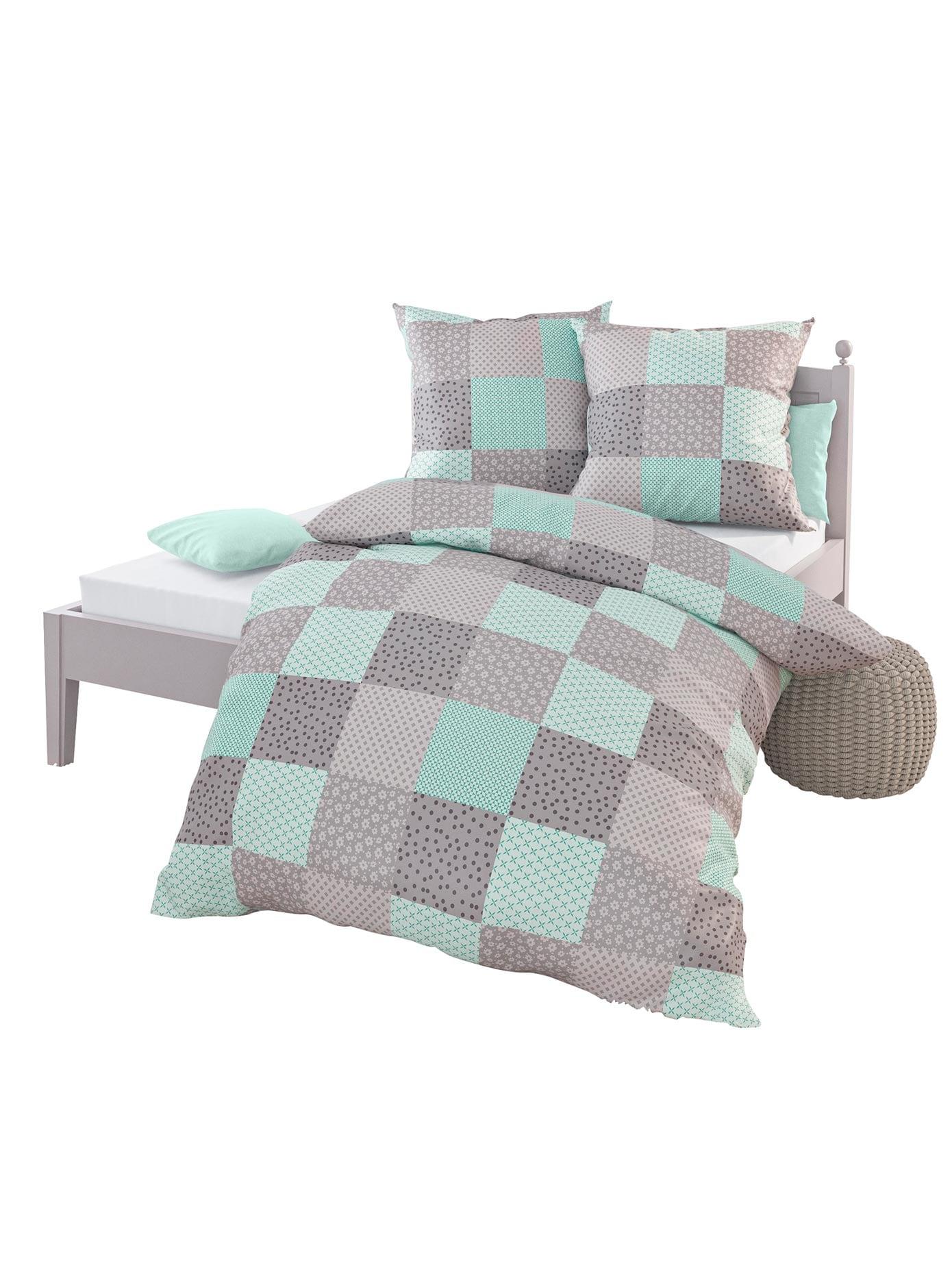 wäschepur Bettwäsche grau nach Material Bettwäsche, Bettlaken und Betttücher