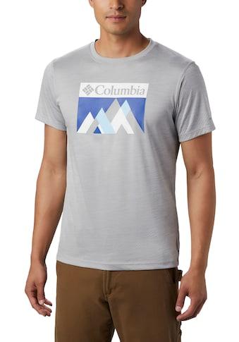 Columbia T-Shirt »ZERO RULES« kaufen