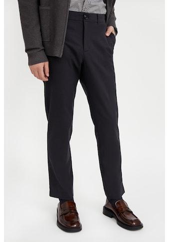 Finn Flare Stoffhose, mit geradem Bein kaufen