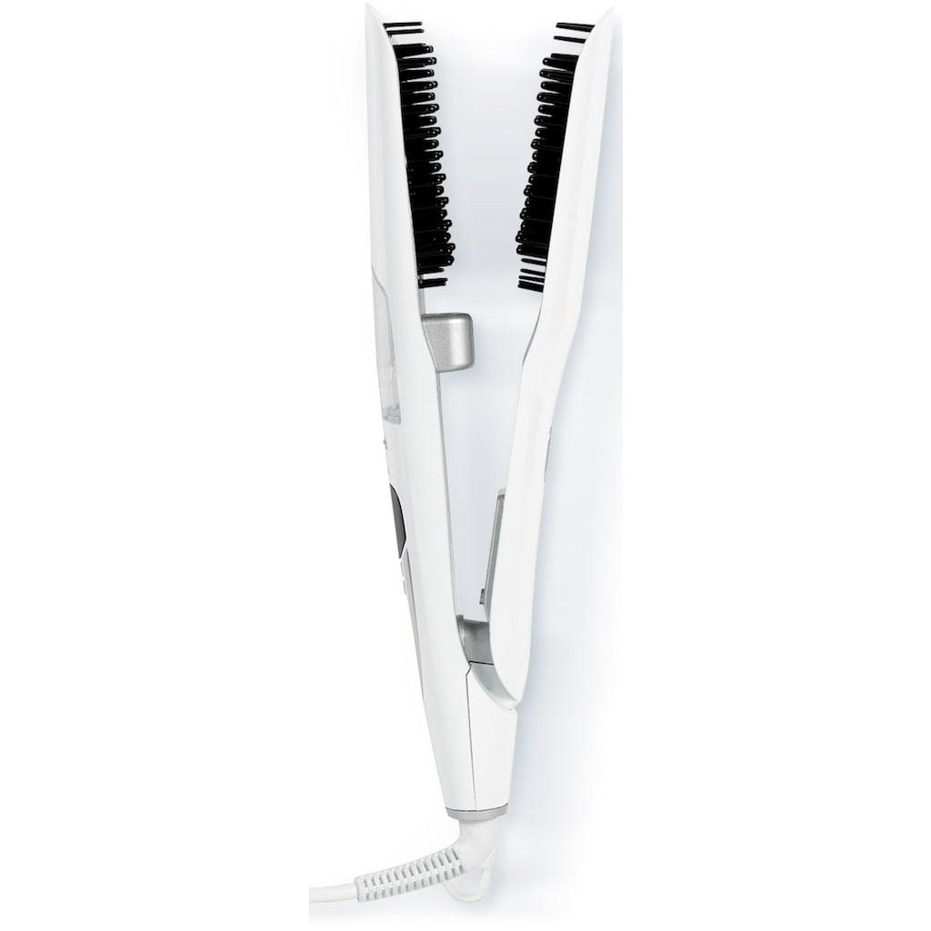 Silk'n Haarglättbürste »GoBrush Mist«, Dampf-Glättungsbürste