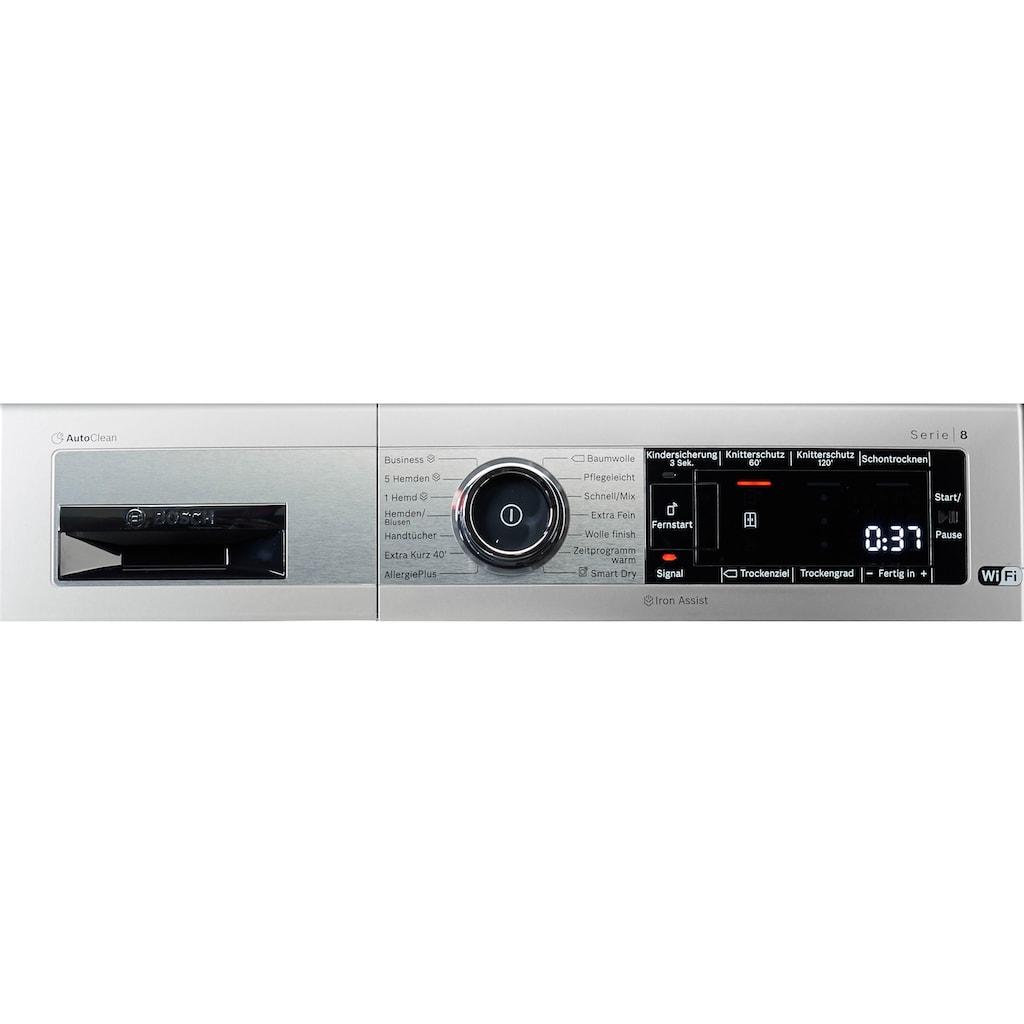 BOSCH Wärmepumpentrockner »WTX87KX0«