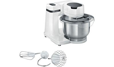 BOSCH Küchenmaschine »MUMS2EW00 MUM Serie 2«, 700 W, 3,8 l Schüssel, vielseitig... kaufen