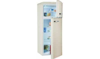 Amica Kühlschrank Blau : Retro kühlschränke auf rechnung raten kaufen baur