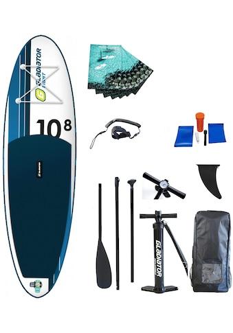 GLADIATOR Inflatable SUP-Board »Gladiator LT 10.8 SP«, (Set) kaufen