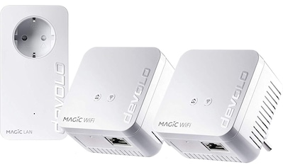 DEVOLO »(1200Mbit, G.hn, Powerline + WLAN, Mesh)« WLAN - Router kaufen