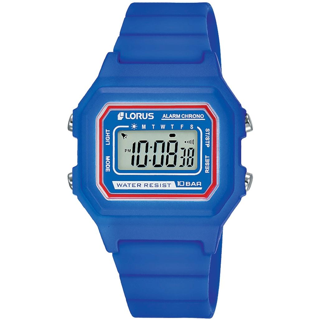 LORUS Chronograph »Lorus Sport, R2319NX9«