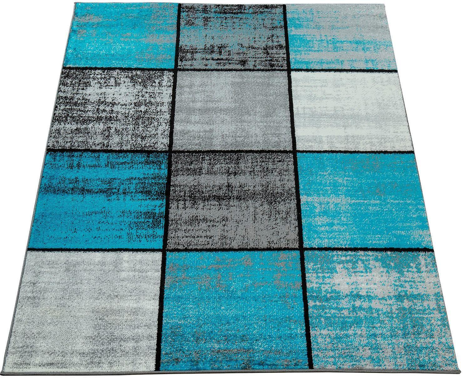 Teppich Mondial 102 merinos rechteckig Höhe 14 mm maschinell gewebt