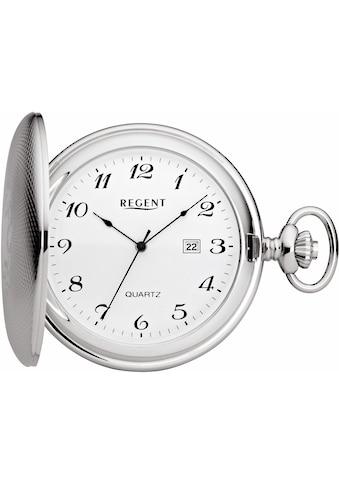 Regent Taschenuhr »11380048« (Set, 2 tlg.) kaufen
