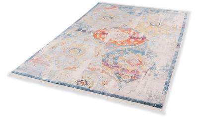 SCHÖNER WOHNEN-Kollektion Teppich »Mystik 192«, rechteckig, 7 mm Höhe, besonders weich durch Microfaser, Wohnzimmer kaufen