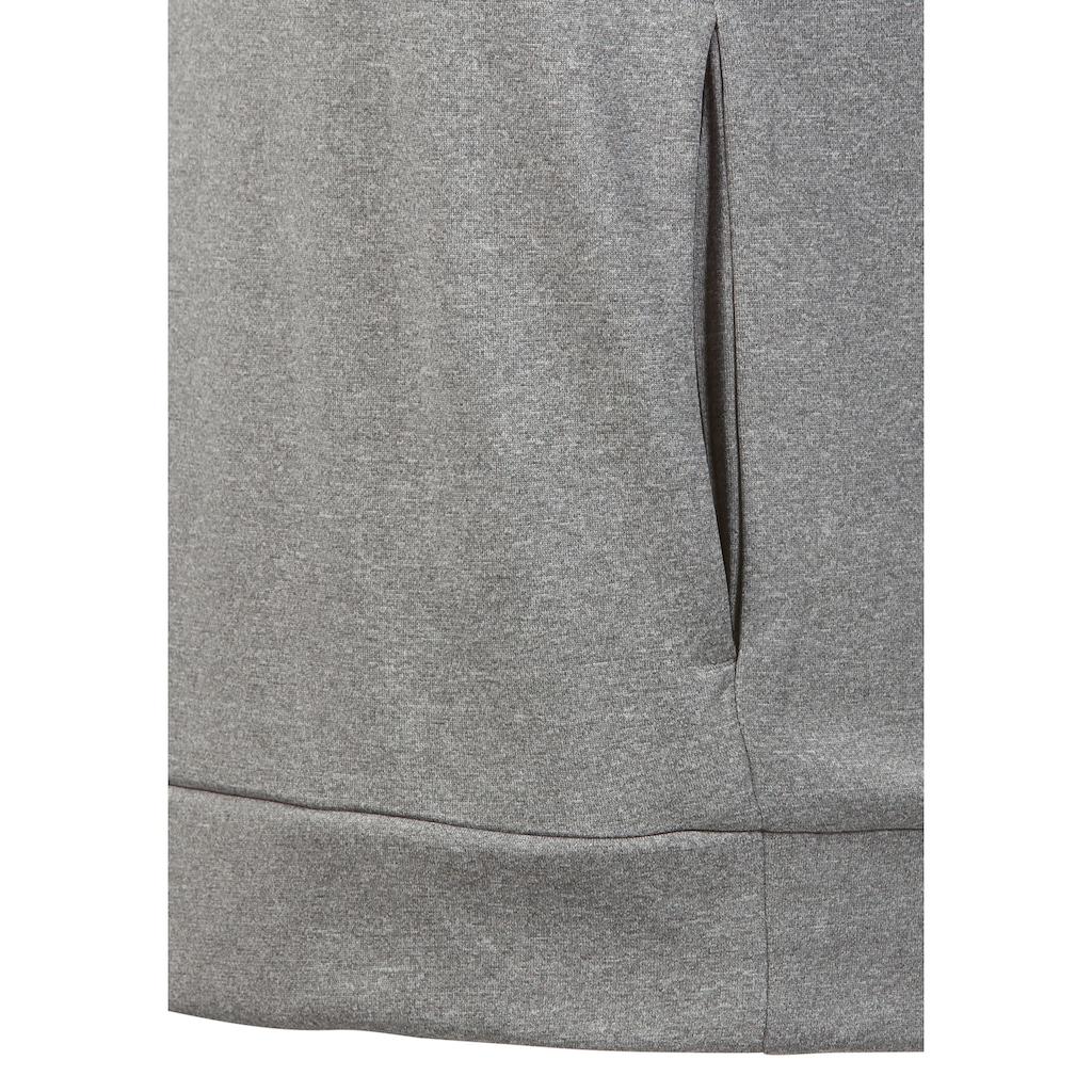 Virtus Kapuzensweatshirt »Noah«, mit Markenlogo auf der Front