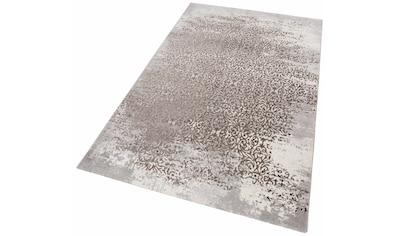 Teppich, »Gayla«, merinos, rechteckig, Höhe 12 mm, maschinell gewebt kaufen