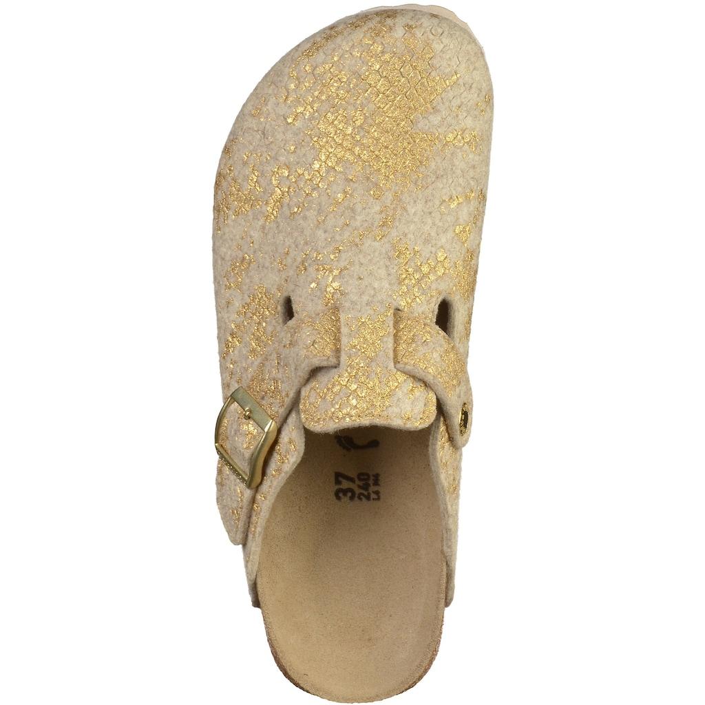 Papillio Clog »Filz«