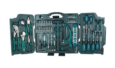 Brüder Mannesmann Werkzeuge Werkzeugset »(89-tlg.)«, (Set, 89 St.) kaufen