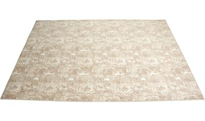 RESITAL The Voice of Carpet Teppich »Luxery«, rechteckig, 7 mm Höhe, gewebt, waschbar, Wohnzimmer kaufen