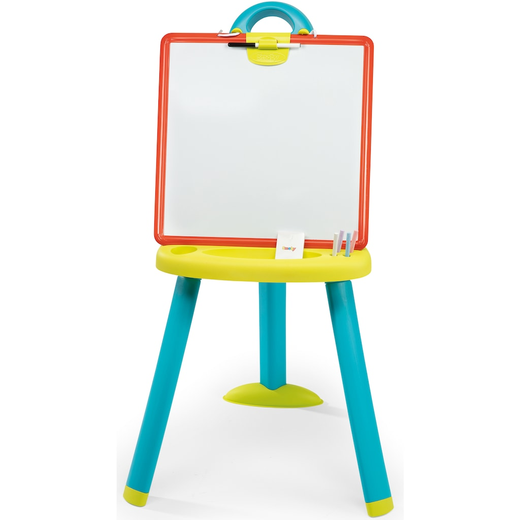 Smoby Tafel »Mal- und Kreativtafel«, inkl. Kreideset; Made in Europe
