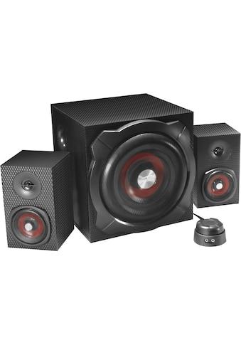 Speedlink Lautsprechersystem »GRAVITY CARBON« kaufen