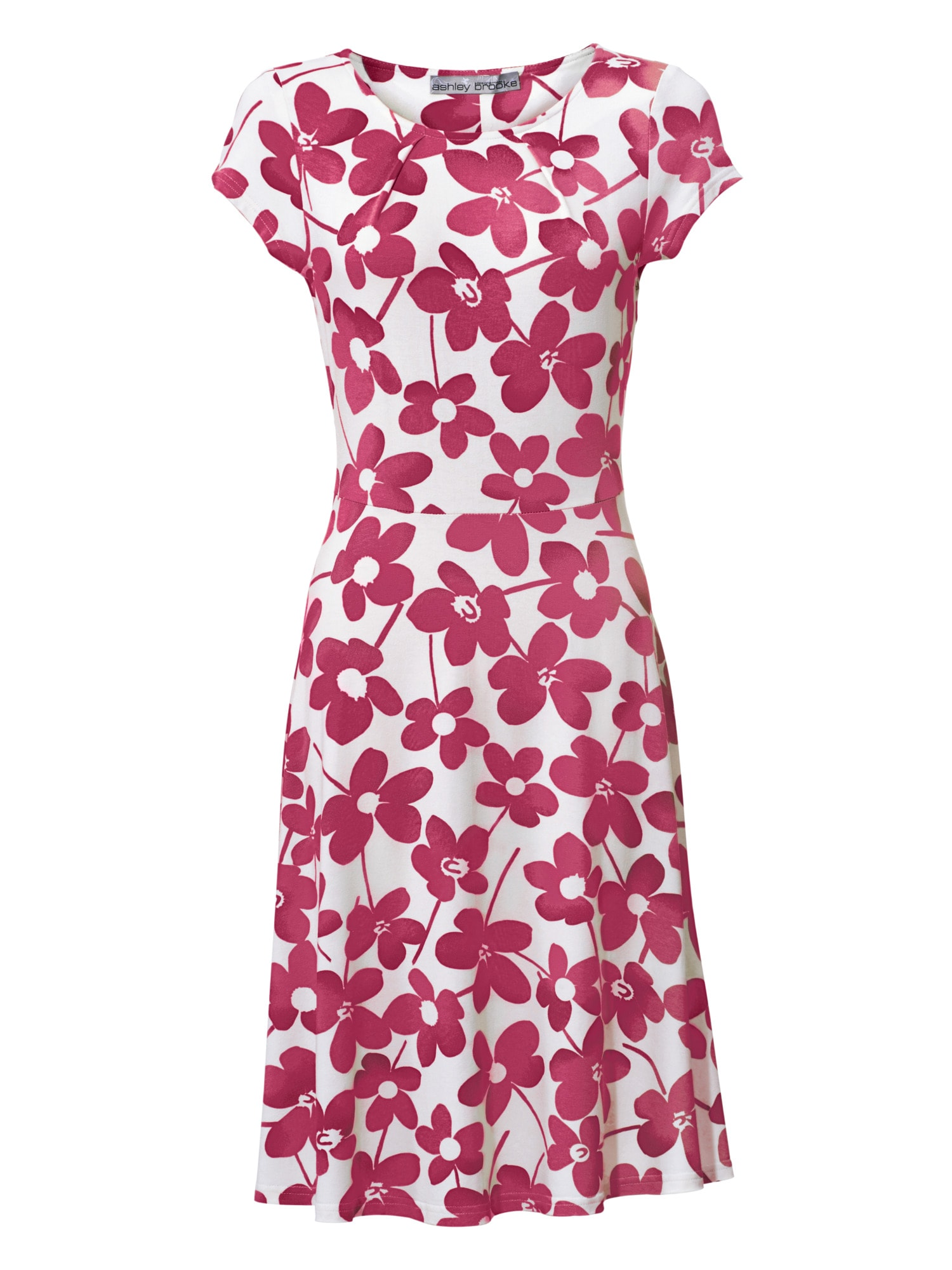 heine TIMELESS Druckkleid mit Blumendruck